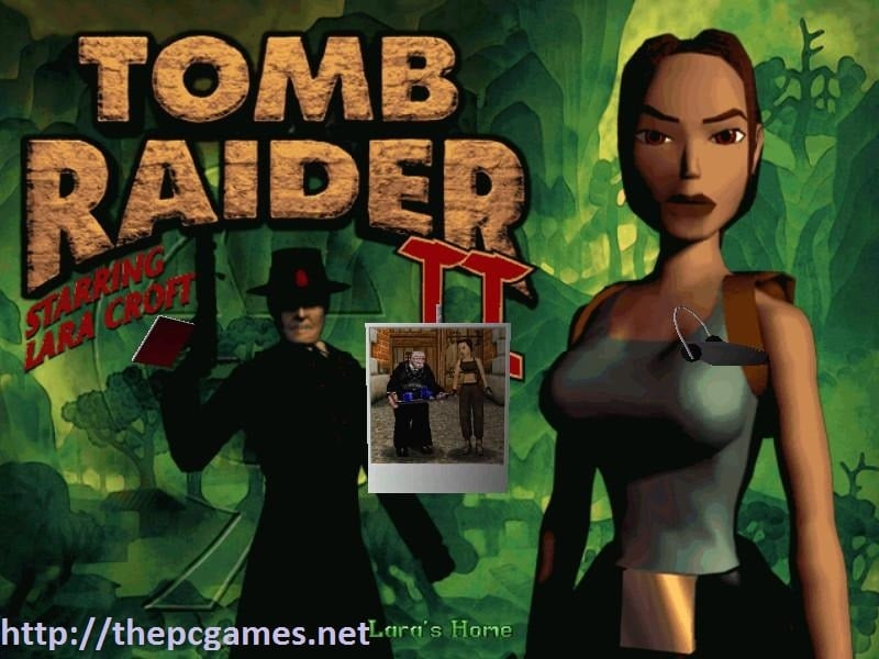 TOMB RAIDER 2 PC Game Full Version Free Download