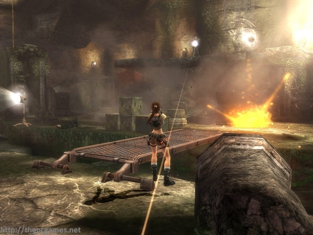 TOMB RAIDER LEGEND PC Game Highly Compressed Free Download