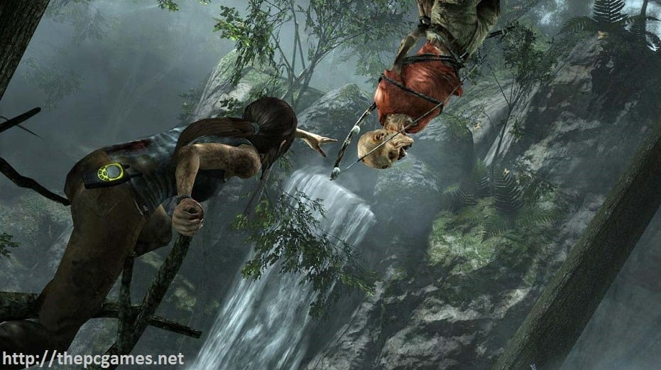 tomb raider 2013 gameplay time