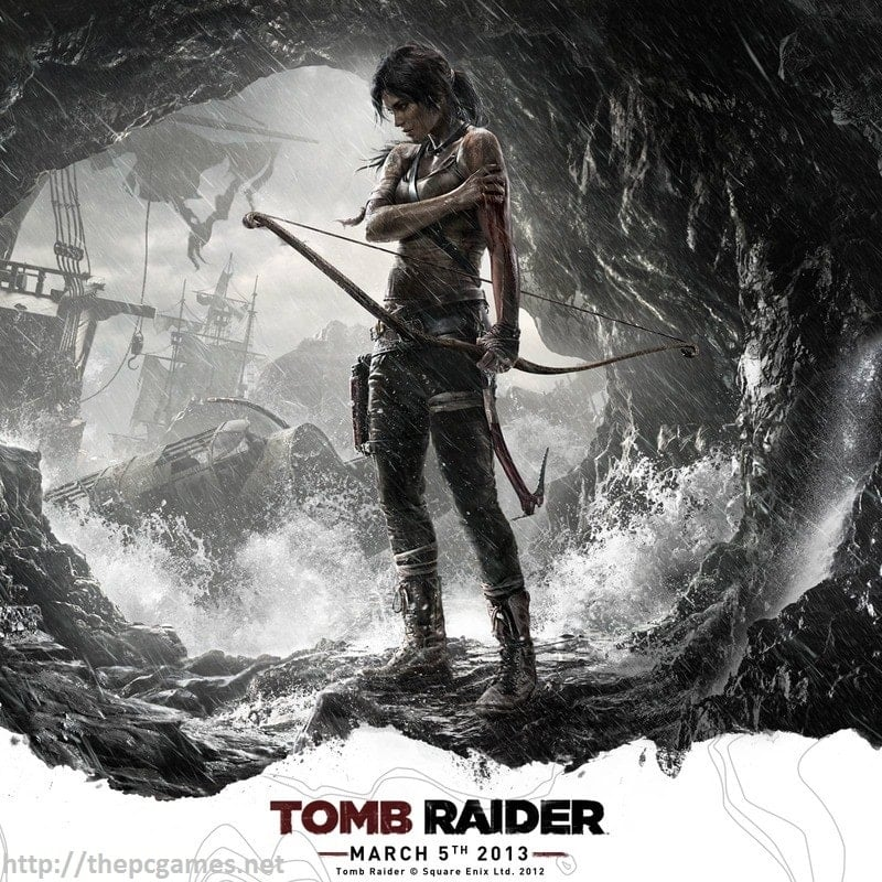 Tomb Rider Wallpaper: Tomb Raider Survival Edition 2013 PC Game Free Download