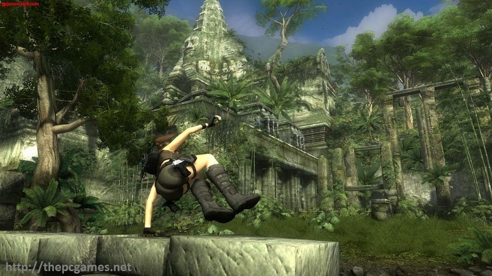 tomb raider underworld free full pc