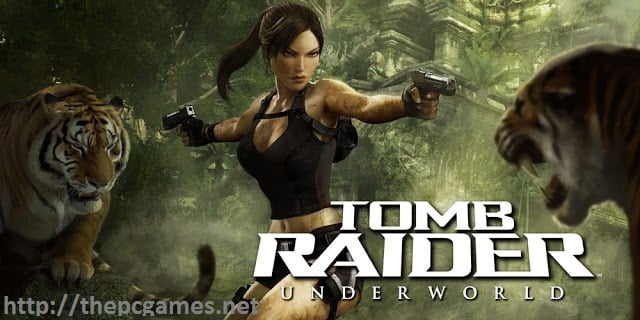 TOMB RAIDER UNDERWORLD PC Game Full Version Free Download