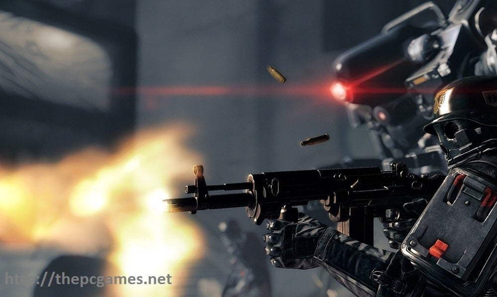 Wolfenstein The New Order Free Full Version For Windows PC