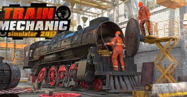 Train Mechanic Simulator 2017 PC Game Free Download