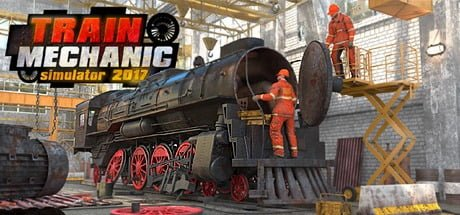 Train Mechanic Simulator 2017 PC Game