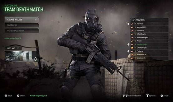 Call of Duty Modern Warfare Remastered PC Game