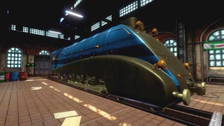 Train Mechanic Simulator 2017 PC Game