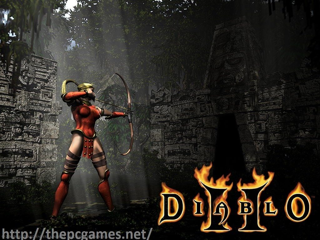 Diablo 2 game download and play free version!