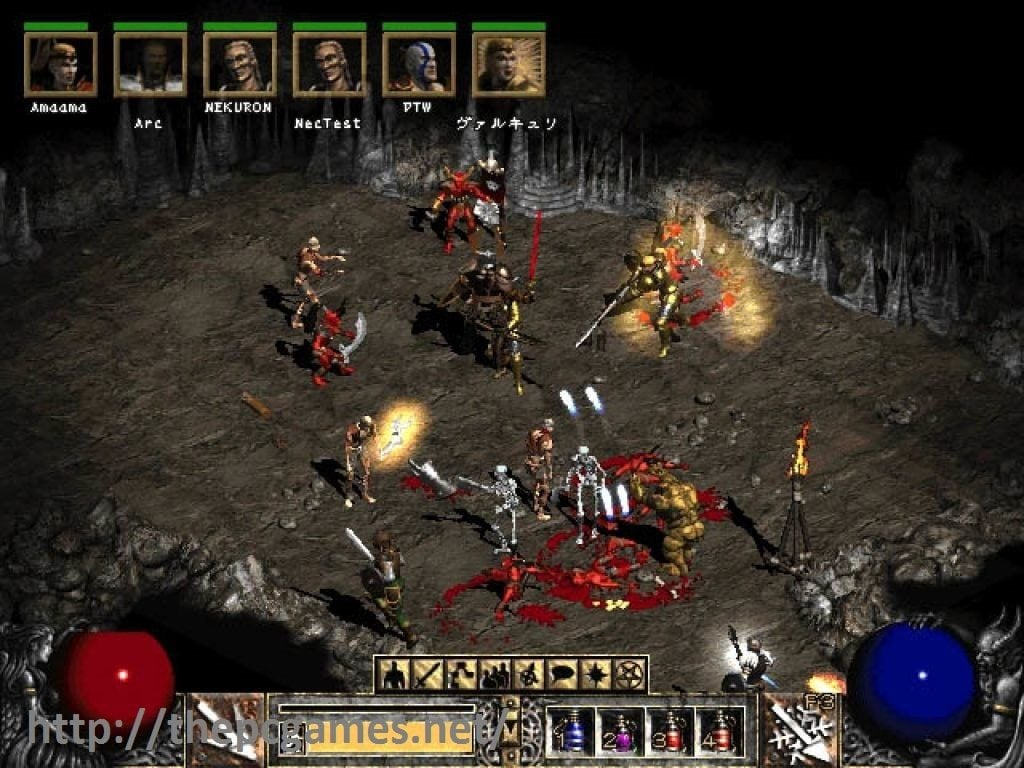 Diablo 1 and 2 pc game free download | fully pc games & more downloads.