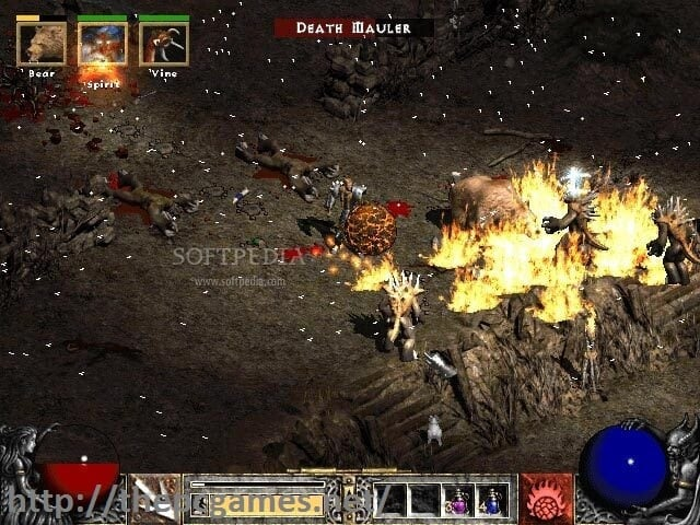 Diablo 2 full game+expansion (v1. 13c) no install torrent youtube.