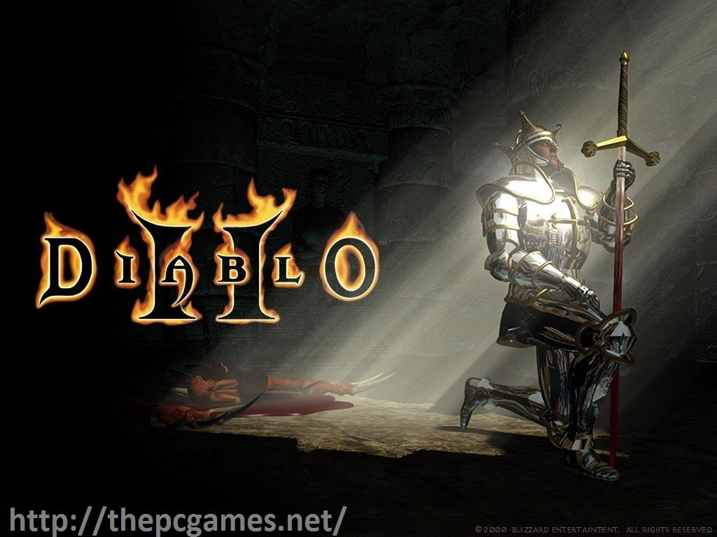DIABLO 2 PC Game Full Version Free Download