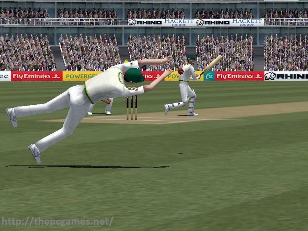 EA SPORTS CRICKET 2004 PC Game Full Version Free Download