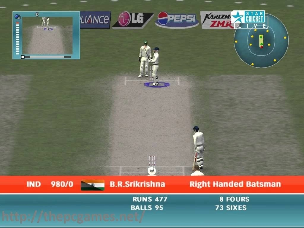 EA Sports Cricket Game - Free Download Torrent