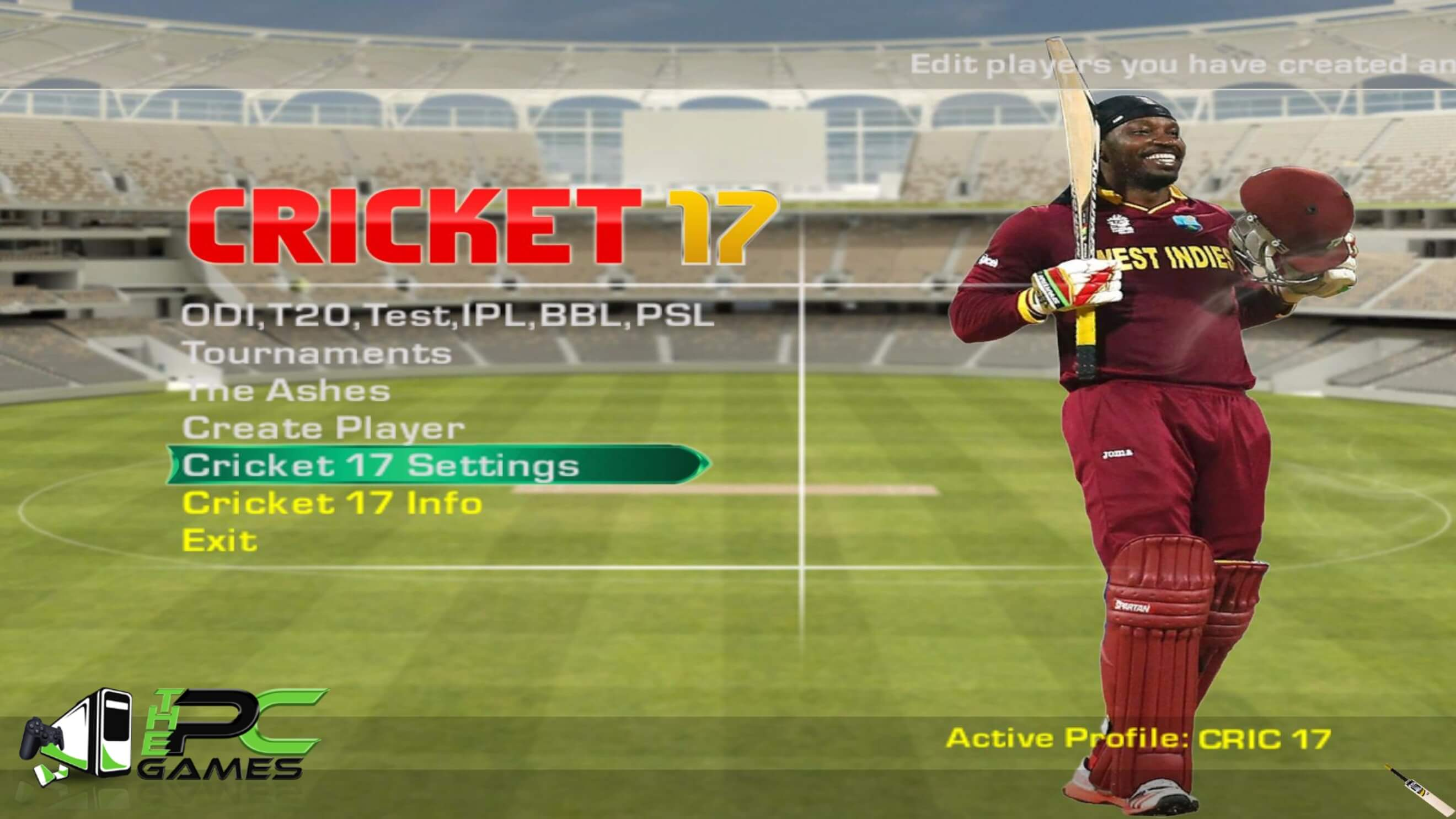 How to Load Roster (T20-ODI-Test) Tutorial (1)