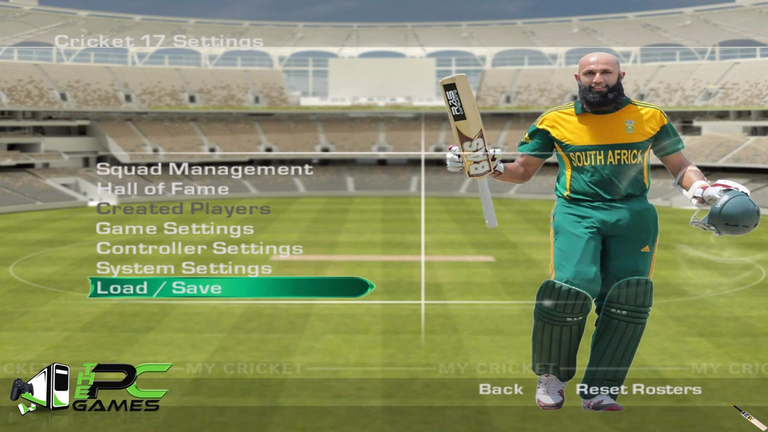 How to Load Roster (T20-ODI-Test) Tutorial (2)