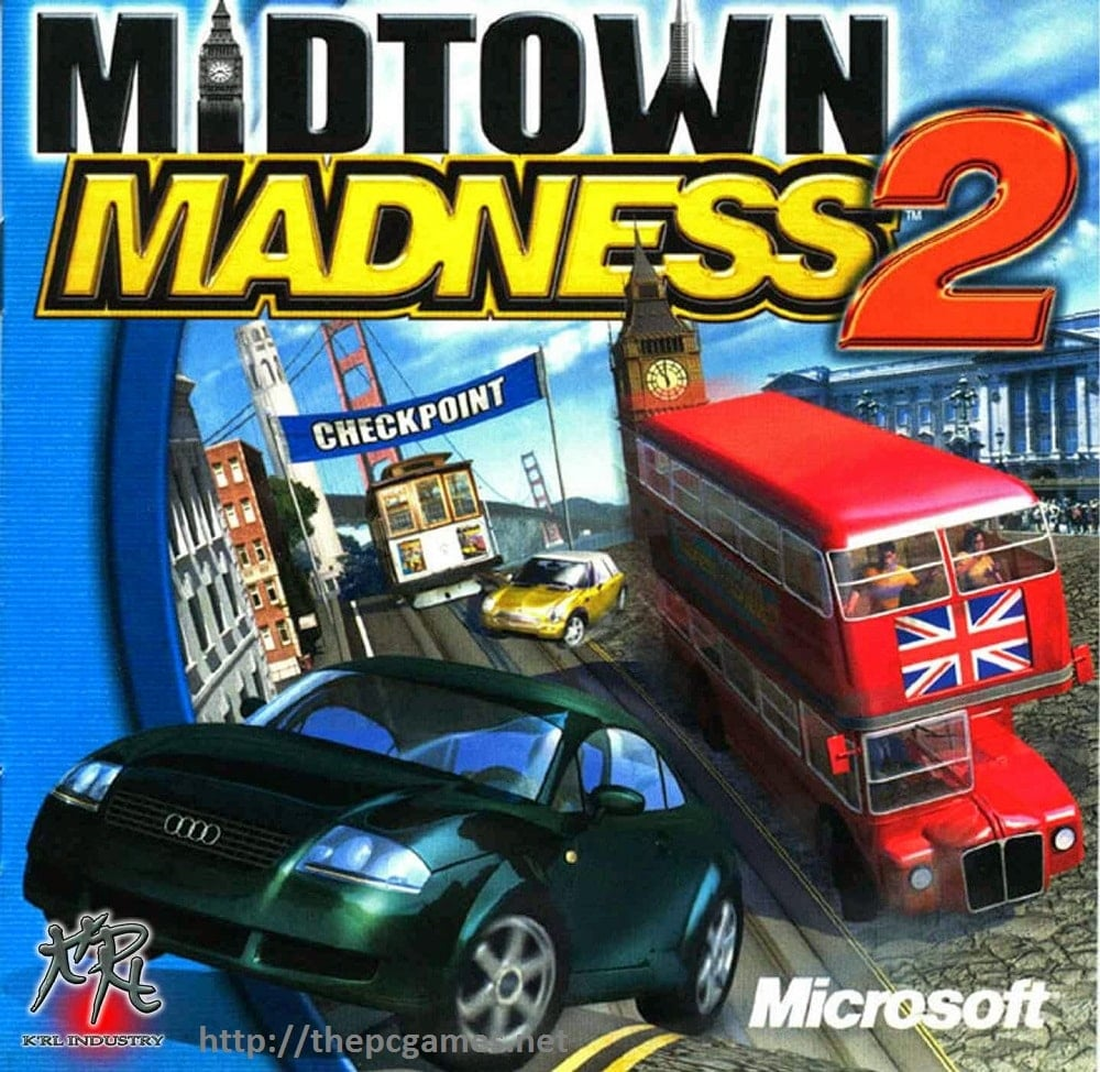 Midtown madness free download game.
