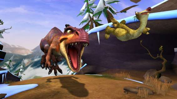 Ice Age 3 Dawn Of The Dinosaurs PC Game