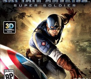 Captain America Super Soldier PC Game Free Download Full Version
