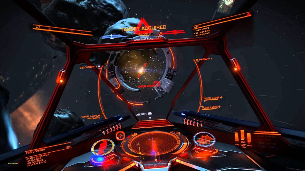 Elite Dangerous PC Game Free Download Full Version
