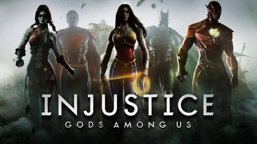 Injustice Gods Among Us PC Game Free Download Full Version