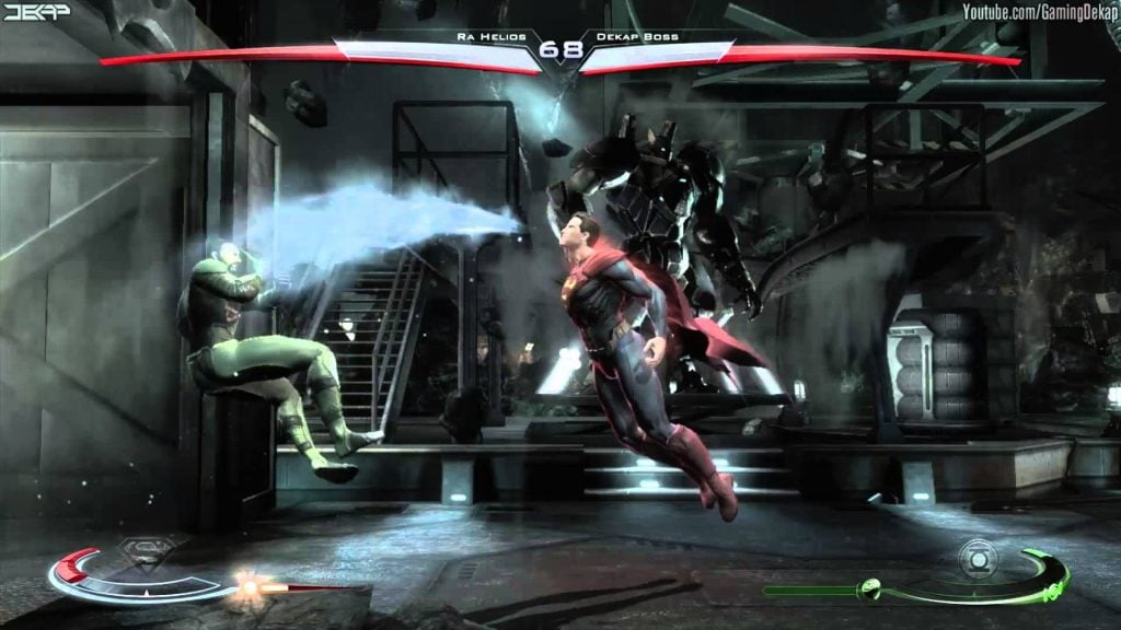 Injustice Gods Among Us Ultimate Edition Free Download (PC