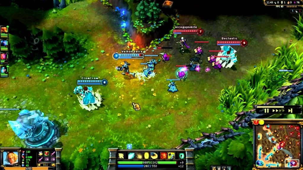 League of Legends PC Game Free Download Full Version