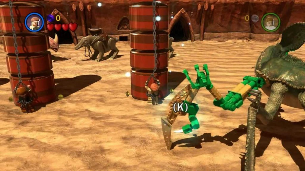 Lego Star Wars 3 PC Game Free Download Full Version