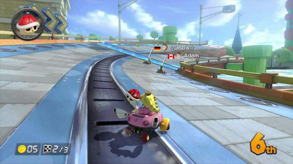 Mario Kart 8 PC Game Free download