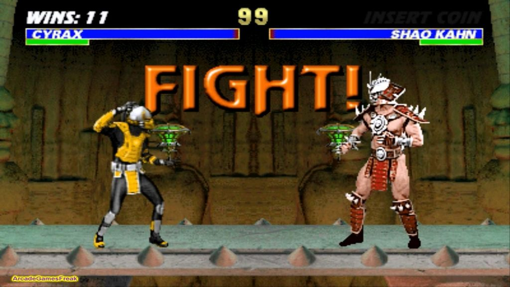 Mortal Kombat 3 PC Game Free Download Full Version
