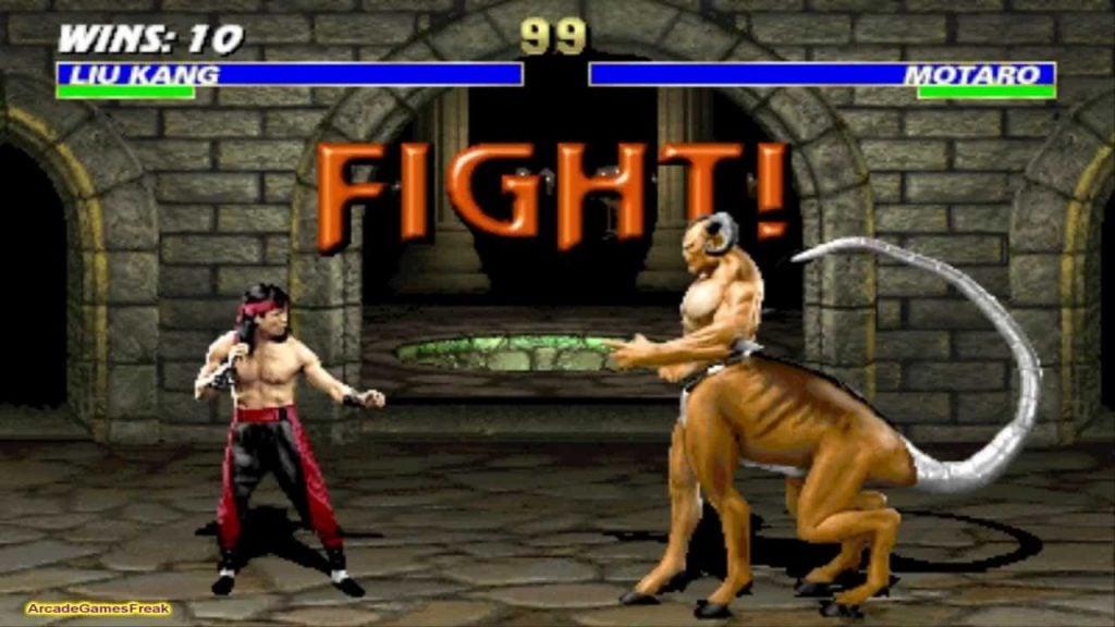 Mortal kombat 3 pc