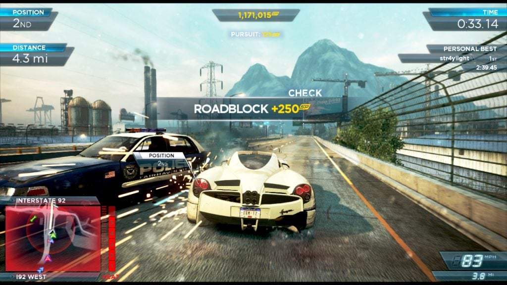 Need for Speed Most Wanted 2012 PC Game Free Download