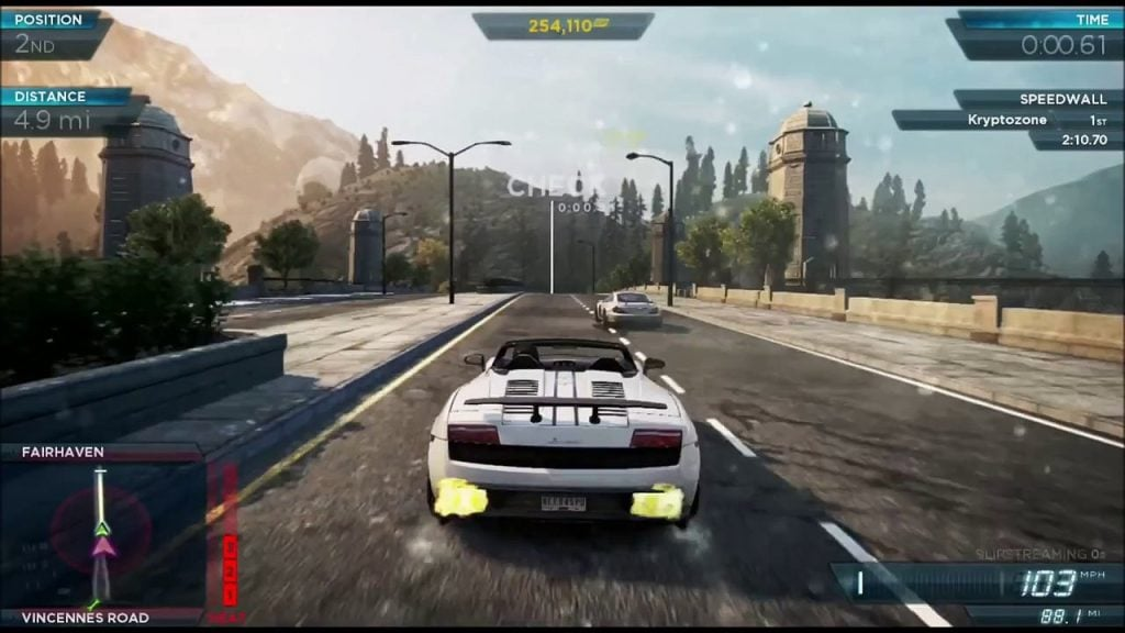 Need For Speed Most Wanted 2012 Complete Save Game Download