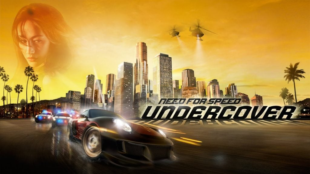 Need for Speed Undercover PC Game Free Download Full Version