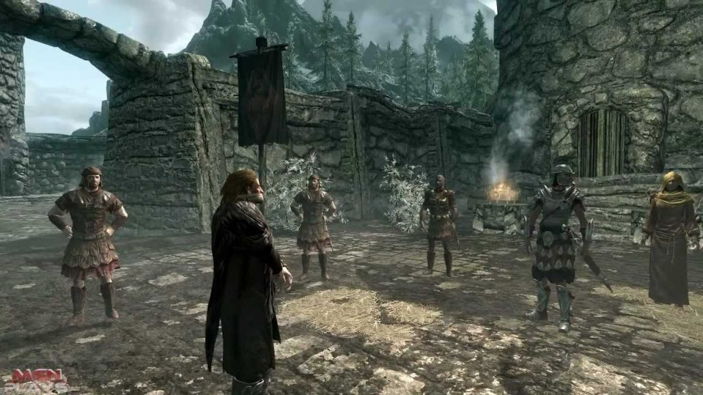 download the elder scrolls v pc