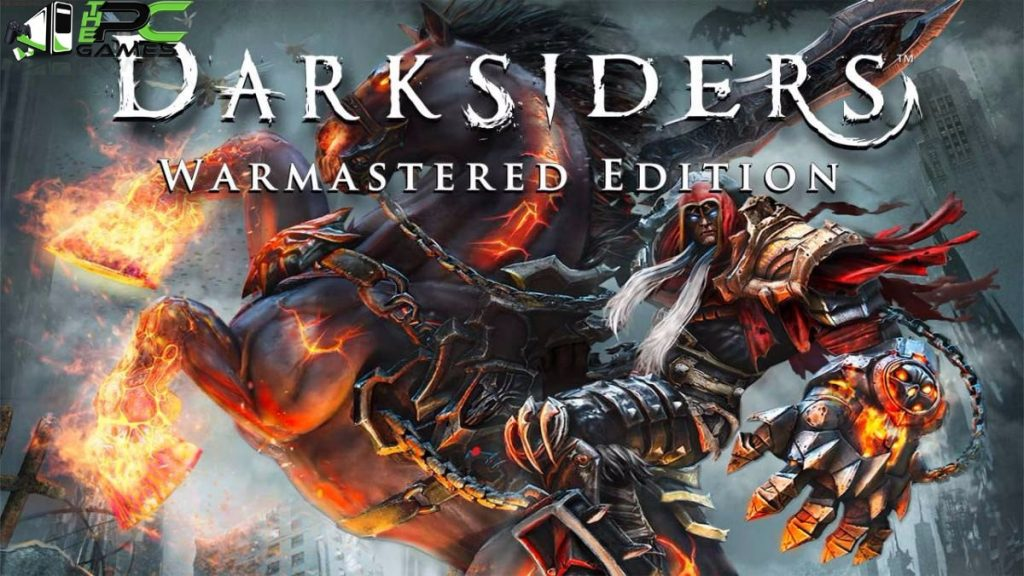 Darksider Warmastered Edition PC Game Free Download