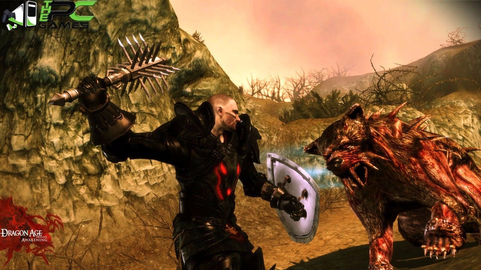 Dragon Age Origin PC Download Free Full Version