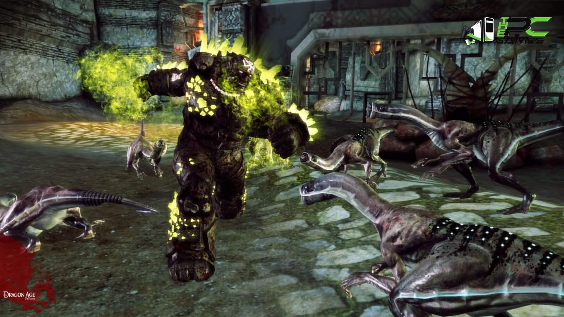 dragon age origins ultimate edition pc download