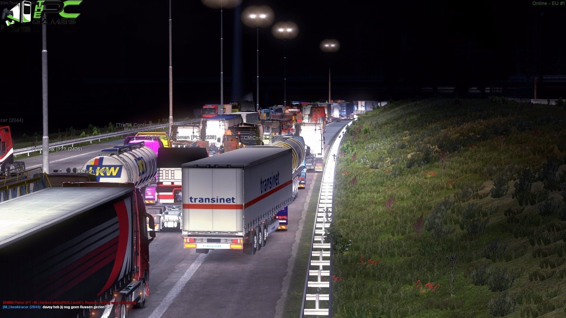 Euro truck simulator 2 multiplayer download free pc | Euro