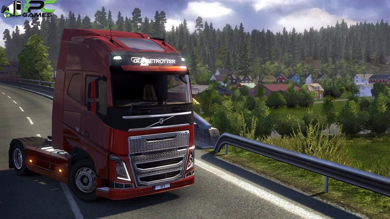 euro truck simulator 3 free download full version