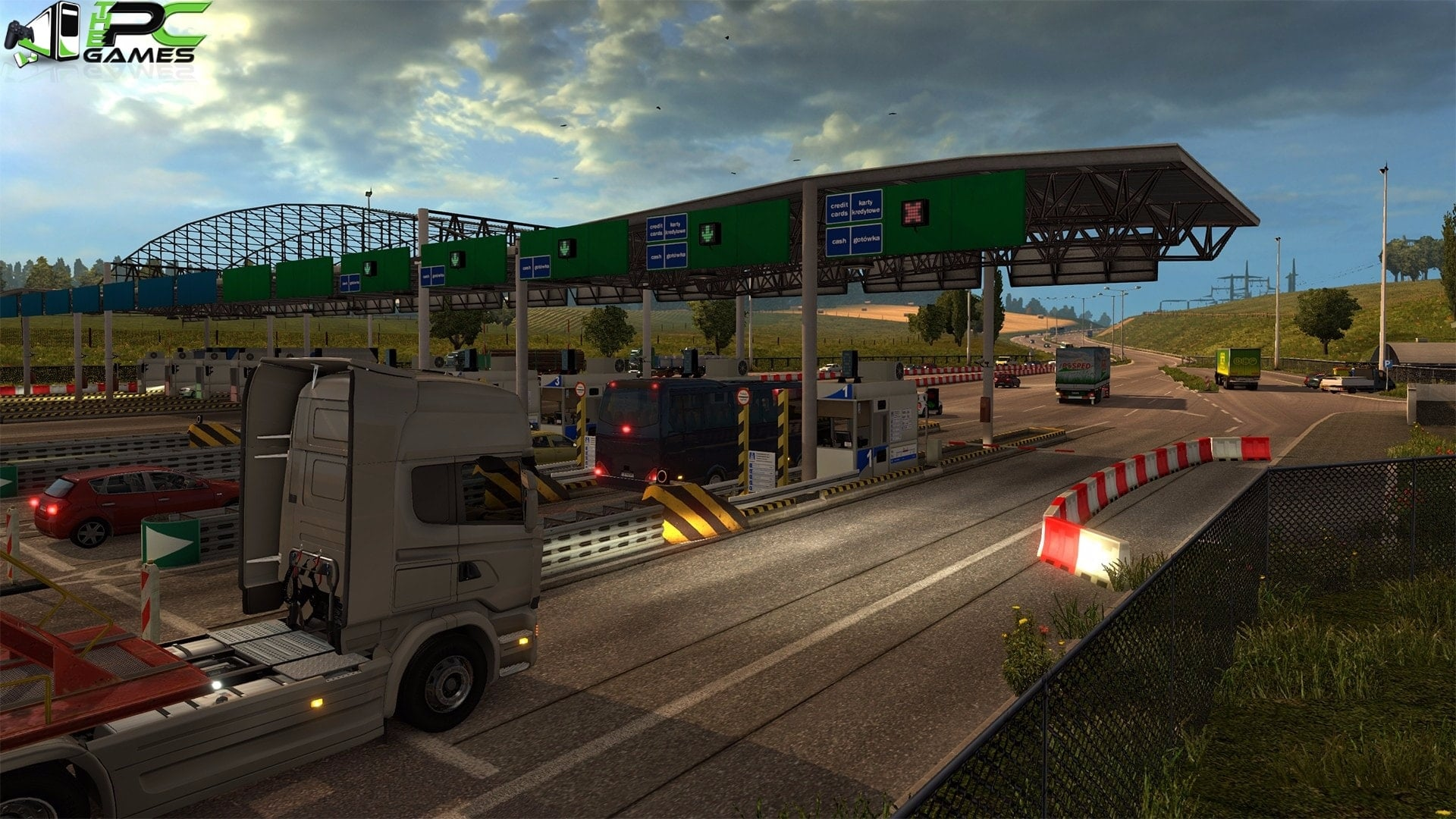 Euro Truck Simulator 2 Game ScreenShots