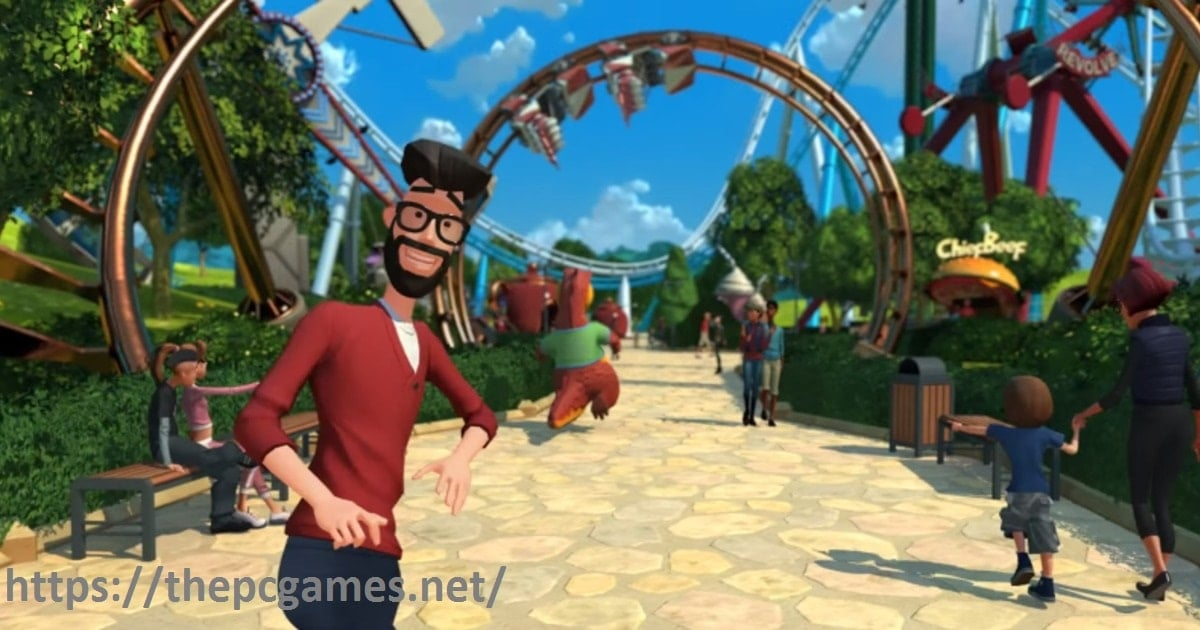 planet coaster free game