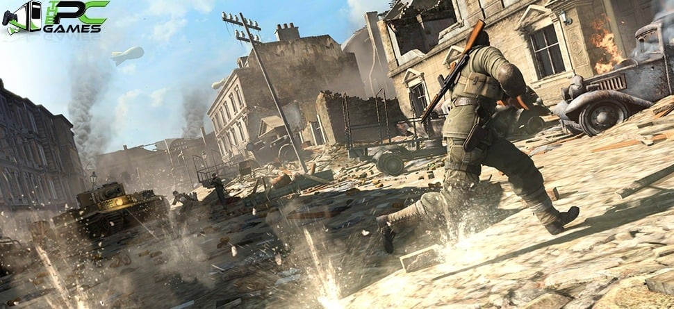 how to download sniper elite 3 for free pc