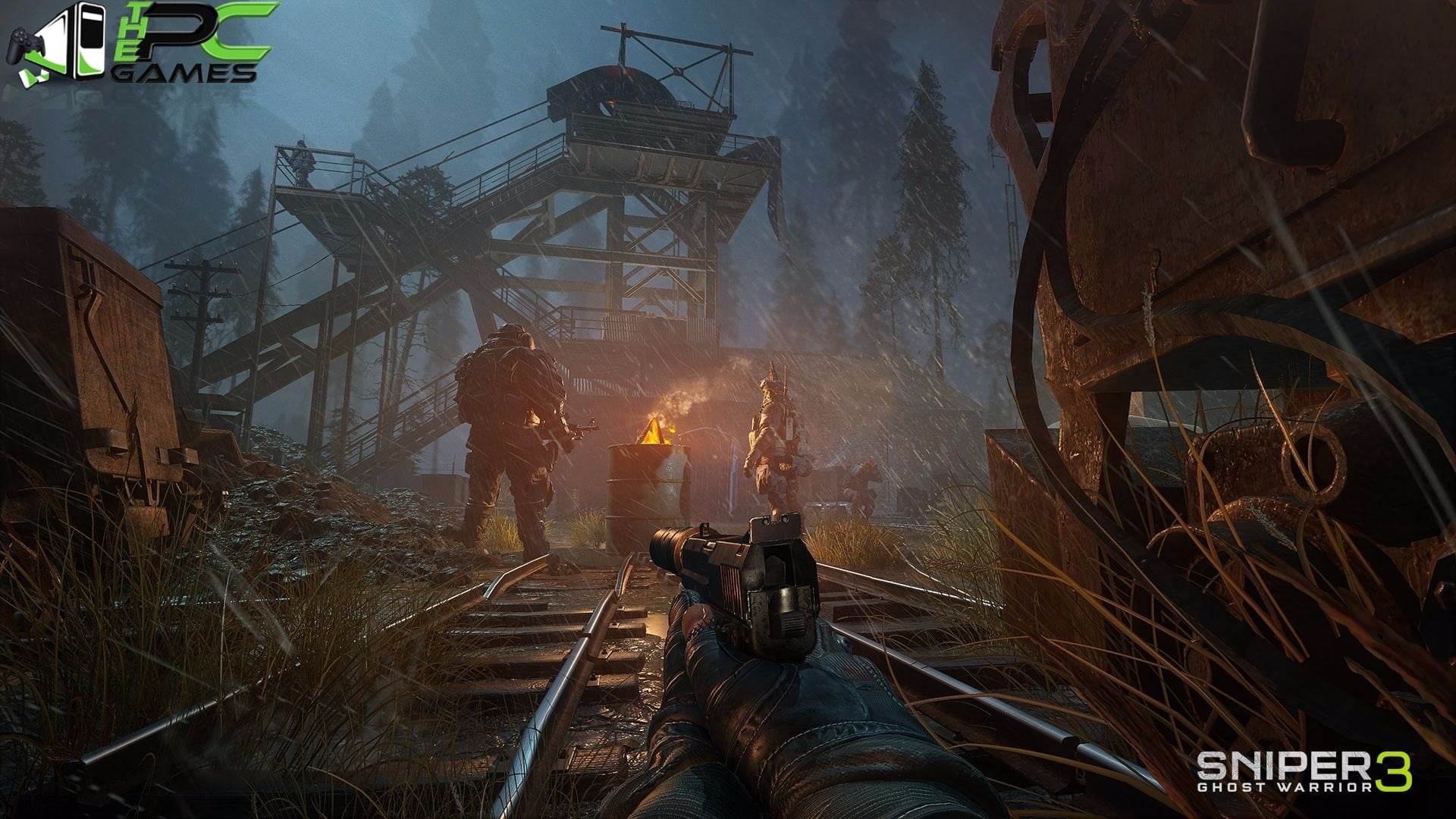 Sniper Ghost Warrior 3 PC game Screenshots: