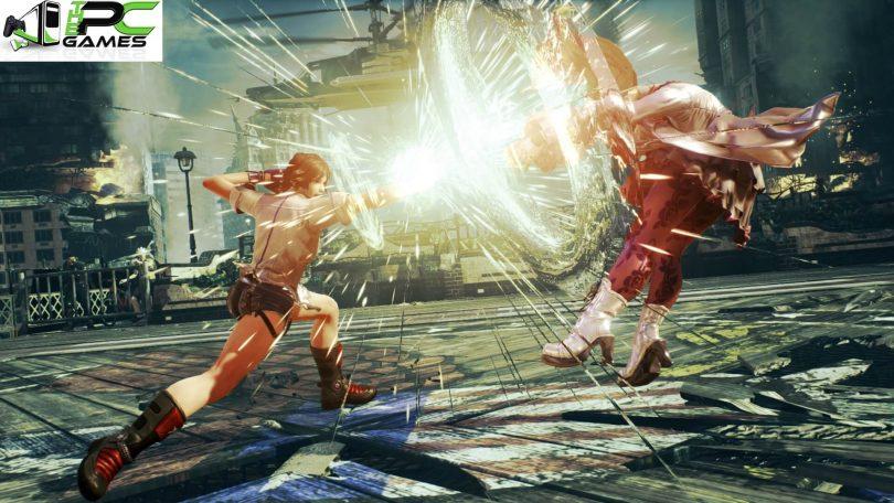 Tekken 7 Pc Game Download for Free