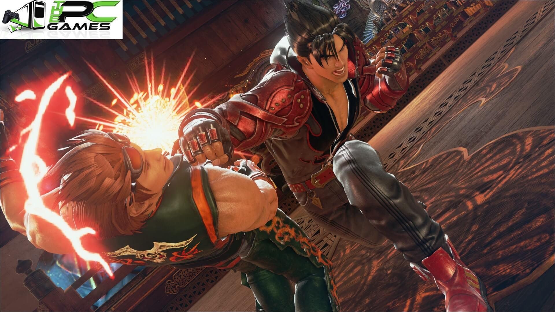 Tekken 7 Deluxe Edition Pc Game Free Download