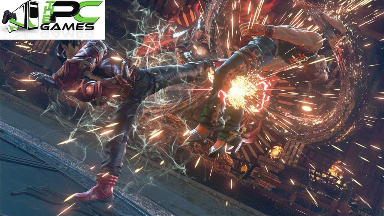Tekken 7 PC Games Free Download For Windows Full Version