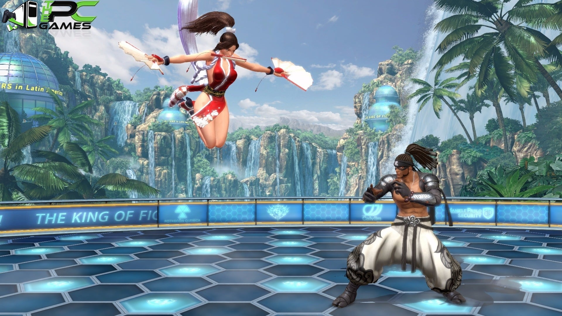 the king of fighters xiv pc download rom