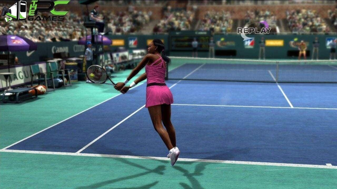 Tennis Game Online