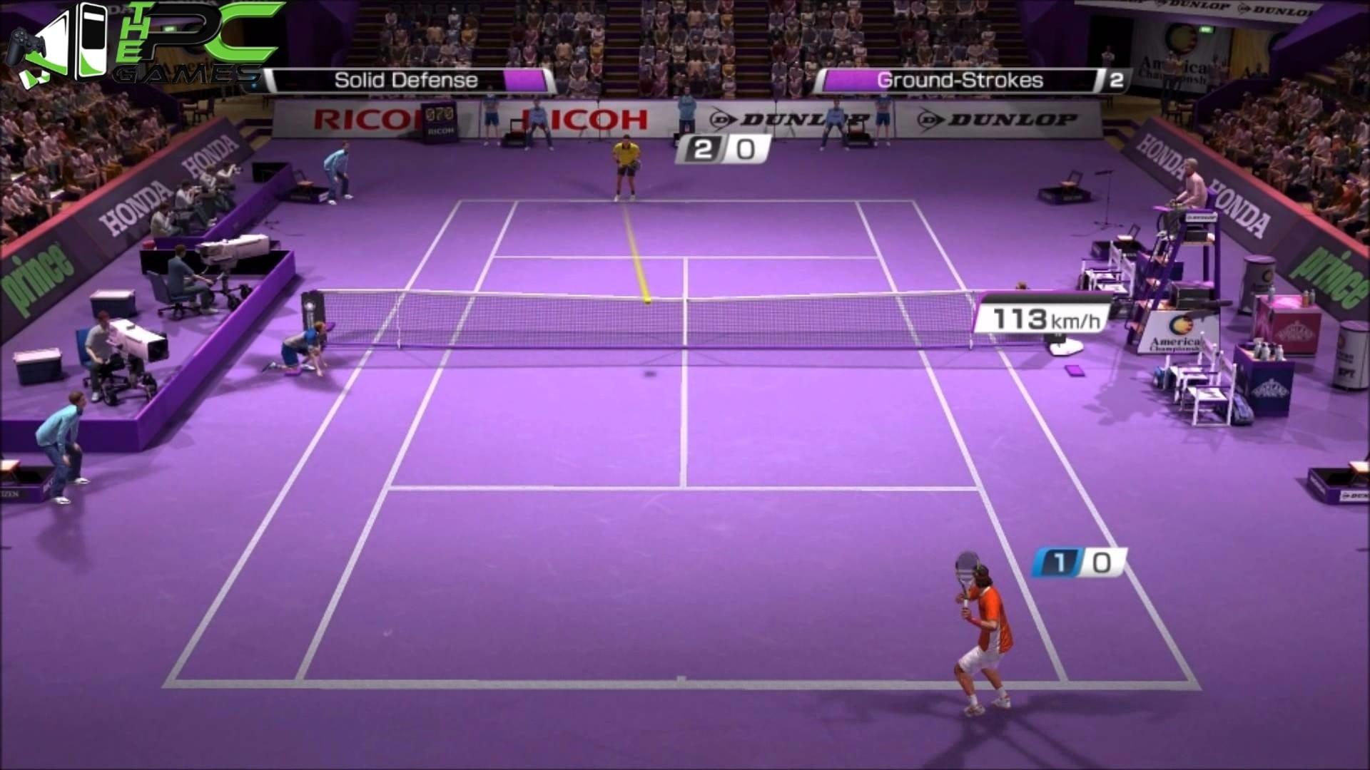 Virtua Tennis 4 Download Free Full Game - Free PC Games Den