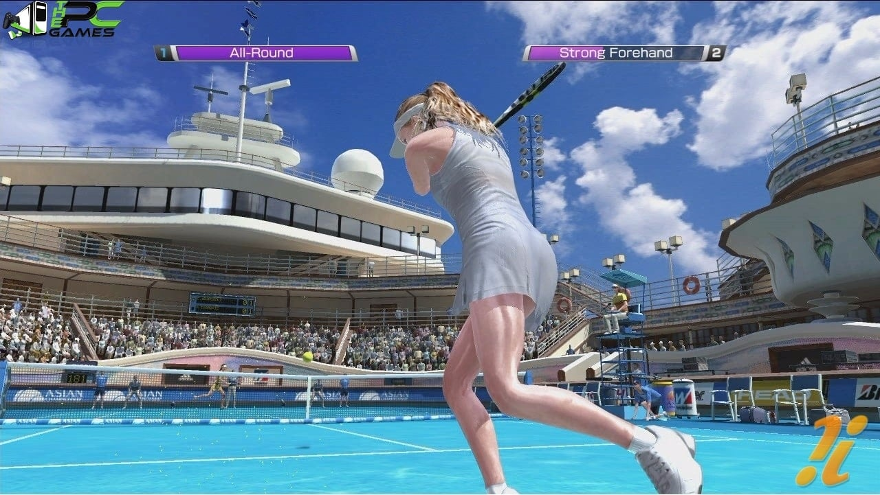 Virtua tennis 4 free download ocean of games.
